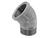 Anvil  1-1/4 in. FPT   x 1-1/4 in. Dia. FPT  Galvanized  Malleable Iron  Street Elbow