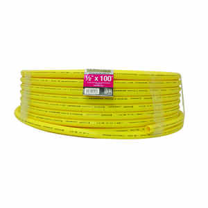 Home-Flex  Underground  Pipe  1/2 in. Dia. 100 ft. Plain End  90 psi