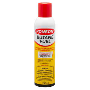 Ronson  Multi-Fill  Butane Fuel  1 pk