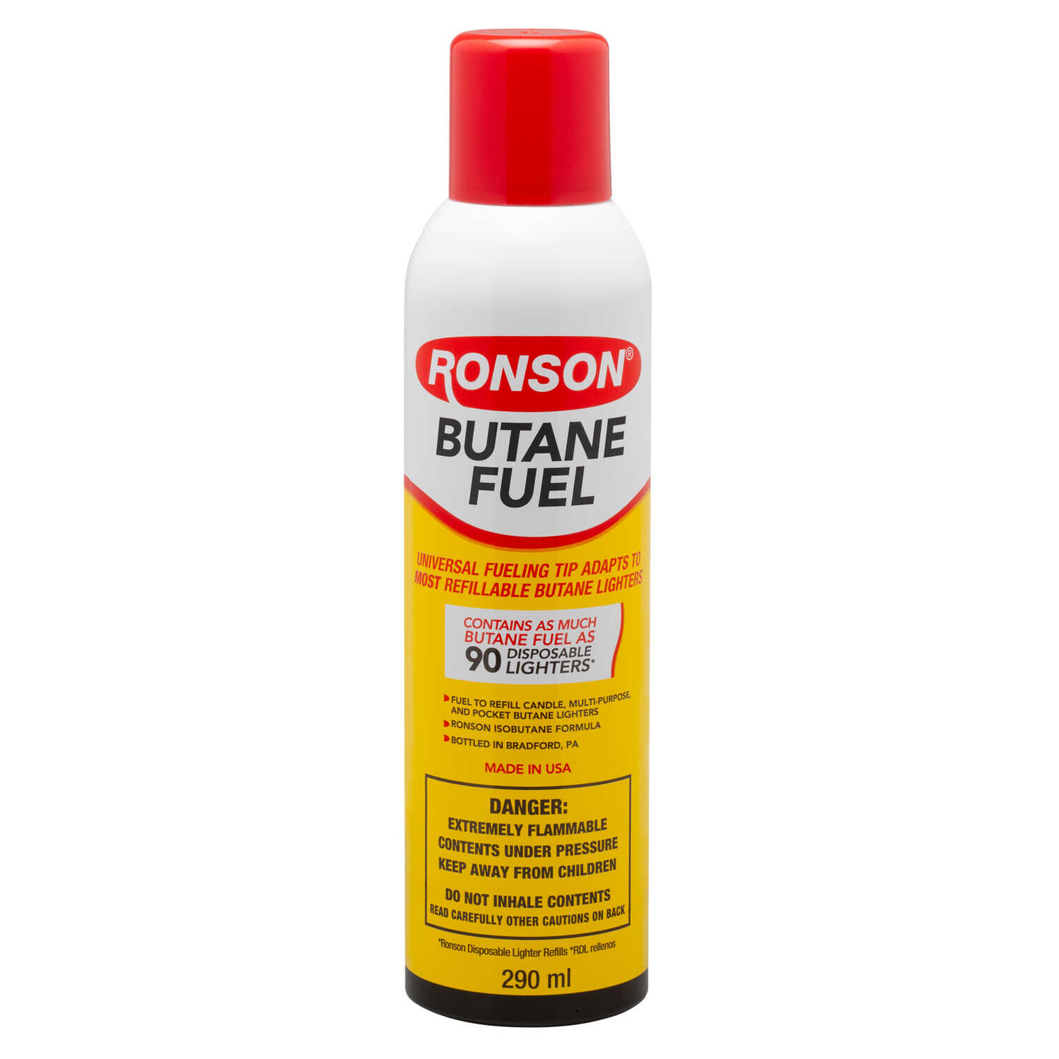 Ronson Multi-Fill Butane Fuel 1 pk - Ace Hardware