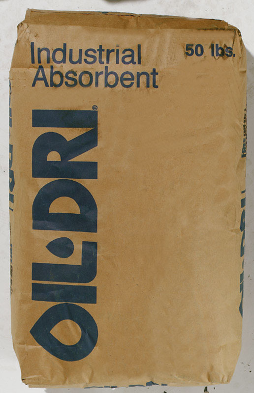 Oil Dri Oil Absorbent Bagged 50 lb.