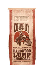 Cowboy All Natural Hardwood Lump Charcoal 8.8 lb.
