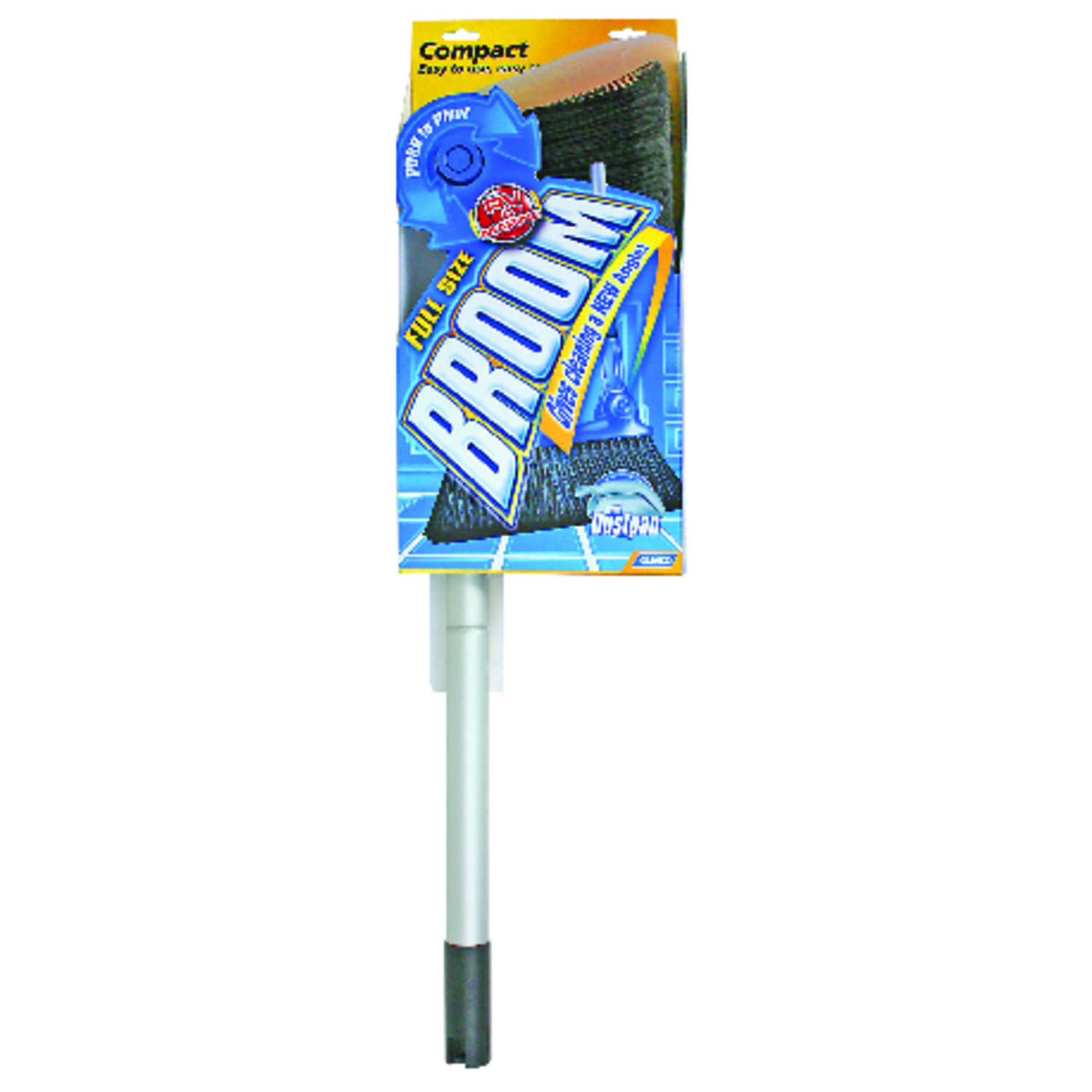 Camco  Adjustable Broom and Dustpan