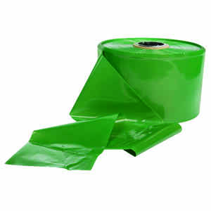 Frost King  Drain Away  7 in. H x 7 in. W x 1000 ft. L Green  Plastic  Downspout Extension