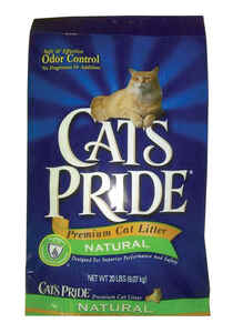 Cat's Pride  No Scent 20 lb. Cat Litter