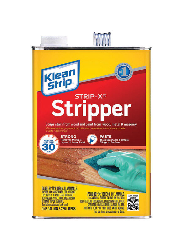 Bix concrete stripper