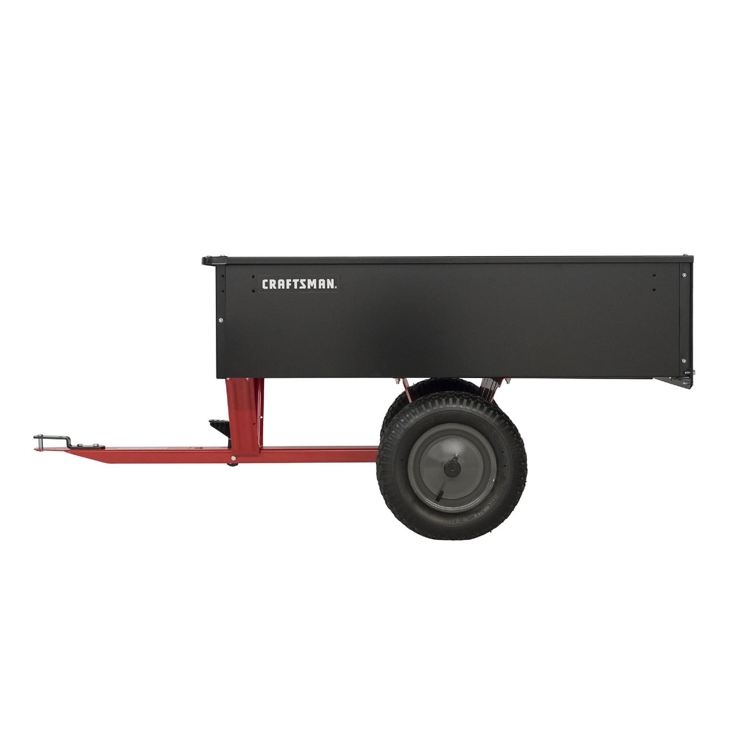 Craftsman  12 cu. ft. Dump Cart  Steel