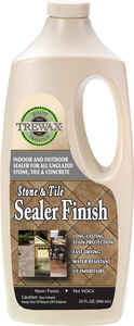 Trewax  Commercial and Residential  Stone and Tile Sealer Finish  32 oz.
