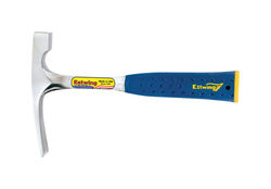 Estwing 20 oz. Smooth Face Bricklayer's Hammer Steel Handle