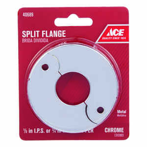Ace  1/2 in. Steel  Split Flange
