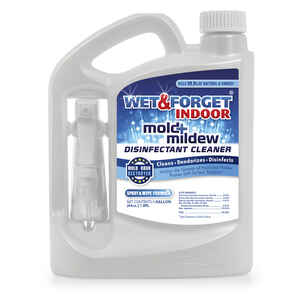 Wet and Forget  Indoor  Mold and Mildew Control  64 oz.
