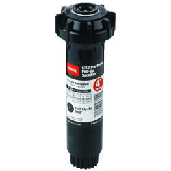 Toro  Series 570  Plastic  15 ft. Full-Circle  Pop-Up Nozzle