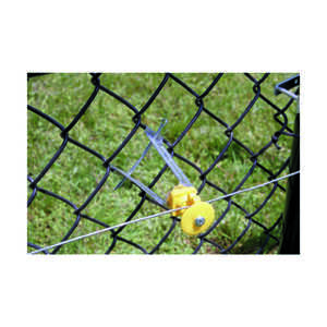 Fi-Shock  Electric  Chain Link Fence Insulator