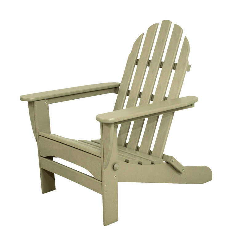 Ivy Terrace  Tan  Polypropylene  Chair