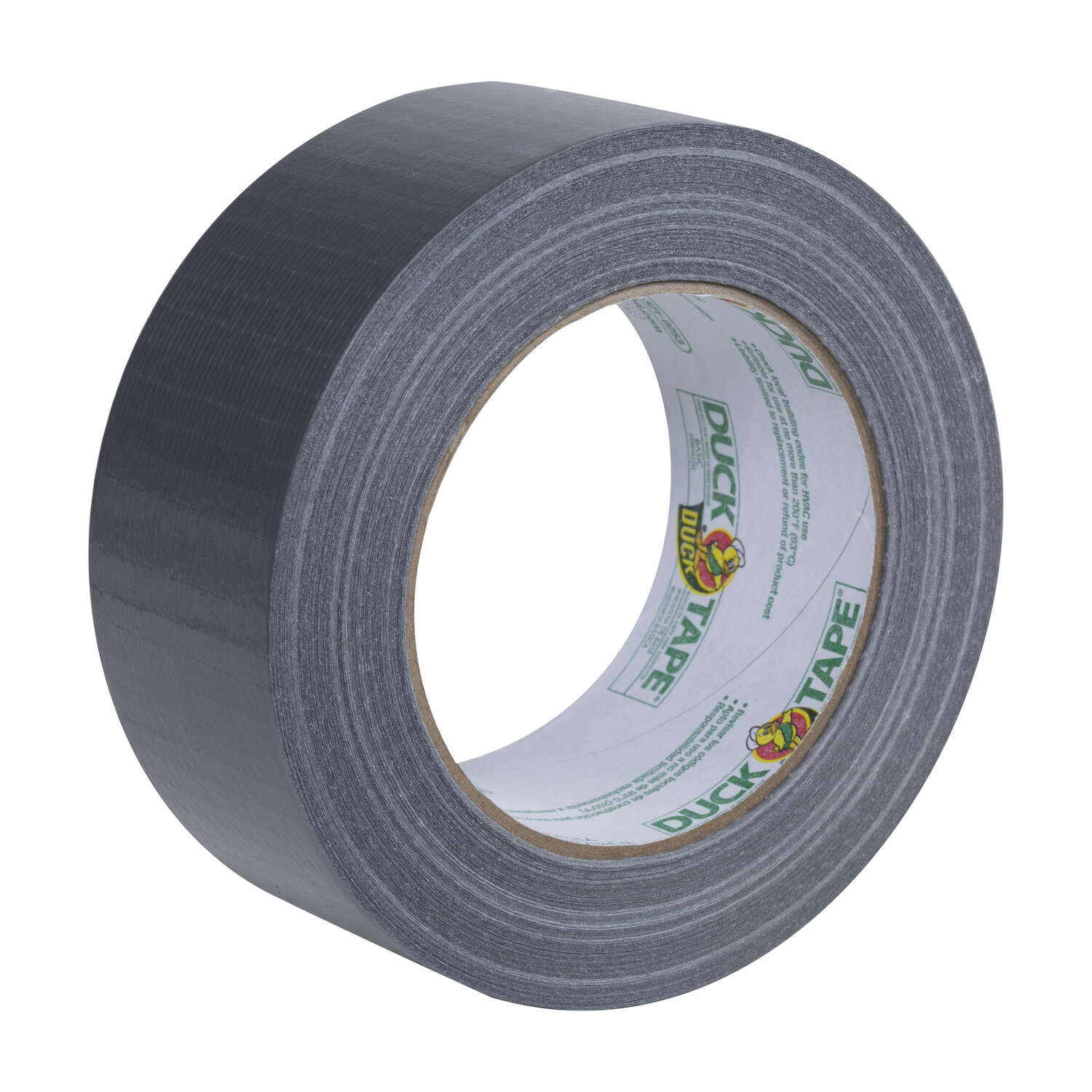 Duck Brand  165 ft. L x 1.88 in. W Gray  Duct Tape