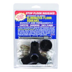 Squeeeeek No More No. 8 x 3 in. L Square Bugle Head Screw Kit 50 pk