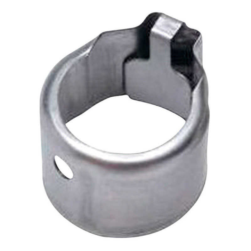 Zurn  3/4 in. CTS   x 3/4 in. Dia. CTS  Stainless Steel  Crimp Ring