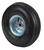 Apex  3.5 in. Dia. x 10 in. Dia. 300 lb. Offset  Hand Truck Tire  Rubber