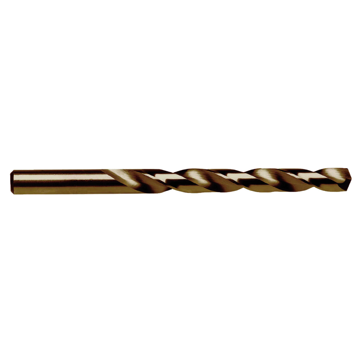 Irwin  Cobalt  3/32 in. Dia. x 2-1/4 in. L High Speed Steel  Drill Bit  Straight Shank  1 pc.