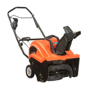 Ariens  Path Pro  21 in. W 208 cc Single-Stage  Electric Start  Gas  Snow Blower
