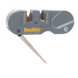 Smith's  Pocket Pal  Carbide/Ceramic/Diamond  Knife Sharpener  1 pc.