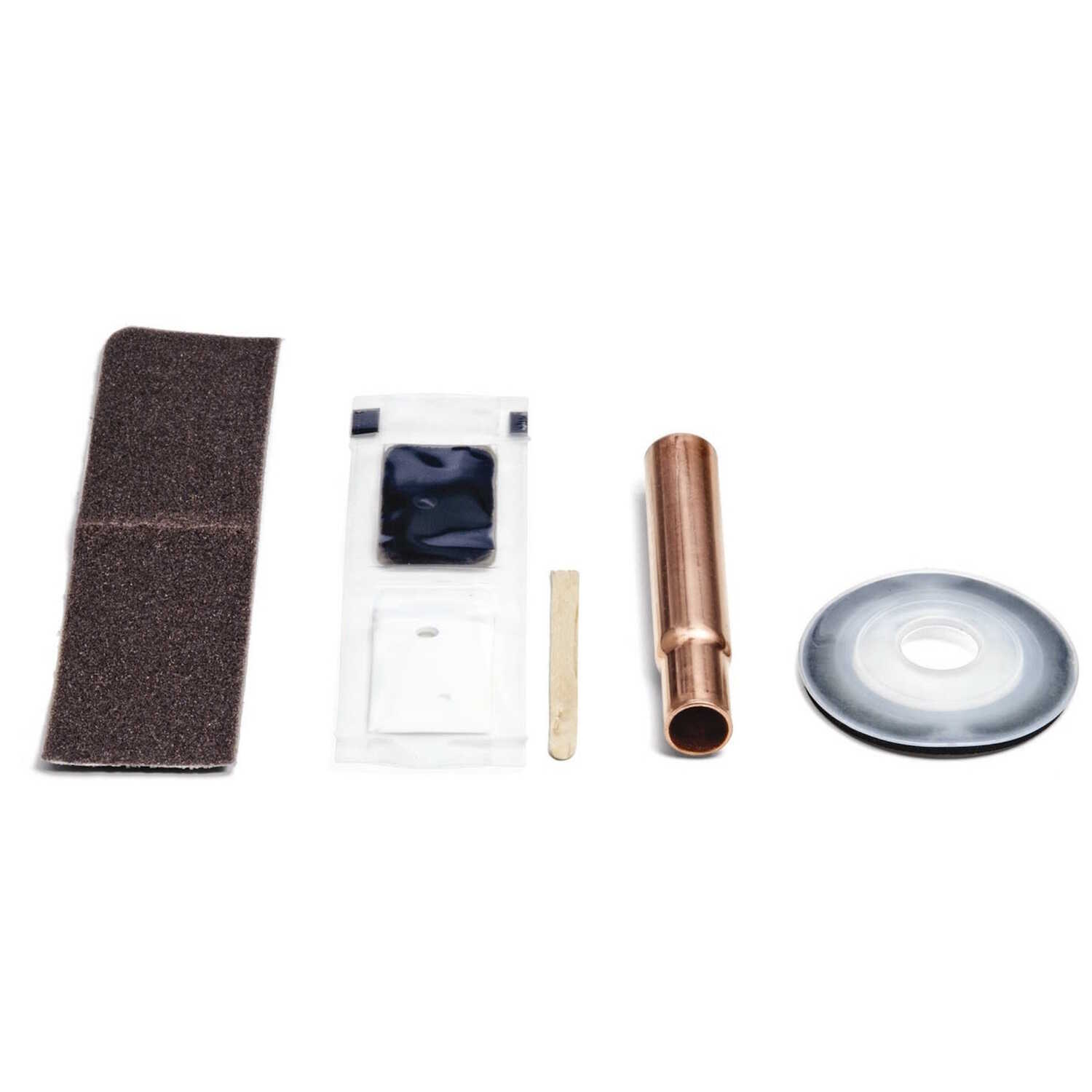 Sioux Chief  5/8 in. Spigot   x 5/8 inside in. Dia. Copper  Extension Nipple Adapter Kit