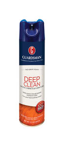 Guardsman  Deep Clean  No Scent Cabinet and Wood Cleaner  12.5 oz. Spray