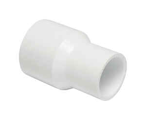 Dura  Schedule 40  3/4 in. FPT   x 1/2 in. Dia. FPT  PVC  Coupling