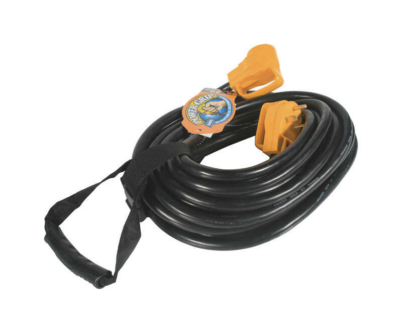 Camco  PowerGrip  Extension Cord  1 pk