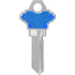Hillman  ColorPlus  House/Office  Key Blank  Single sided
