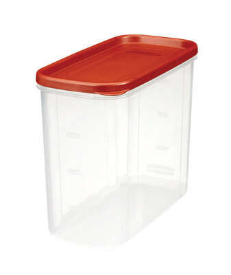 Rubbermaid 16 cups Clear Food Storage Container 1 pk