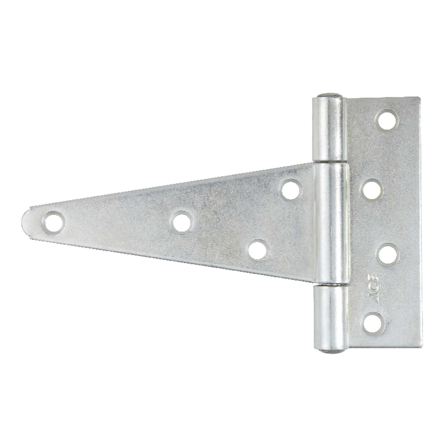 Ace  5 in. L Zinc-Plated  Steel  Heavy Duty T Hinge  1 pk