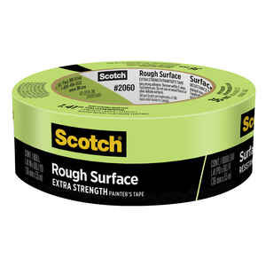 Scotch  1.41 in. W x 60 yd. L Green  High Strength  Masking Tape  1 pk