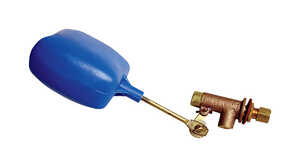 Dial  3 in. H Green  Evaporative Cooler Float Valve  Bronze