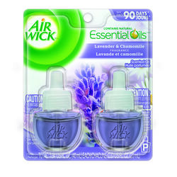 Air Wick Lavender and Chamomile Scent Air Freshener Refill 0.67 oz. Liquid