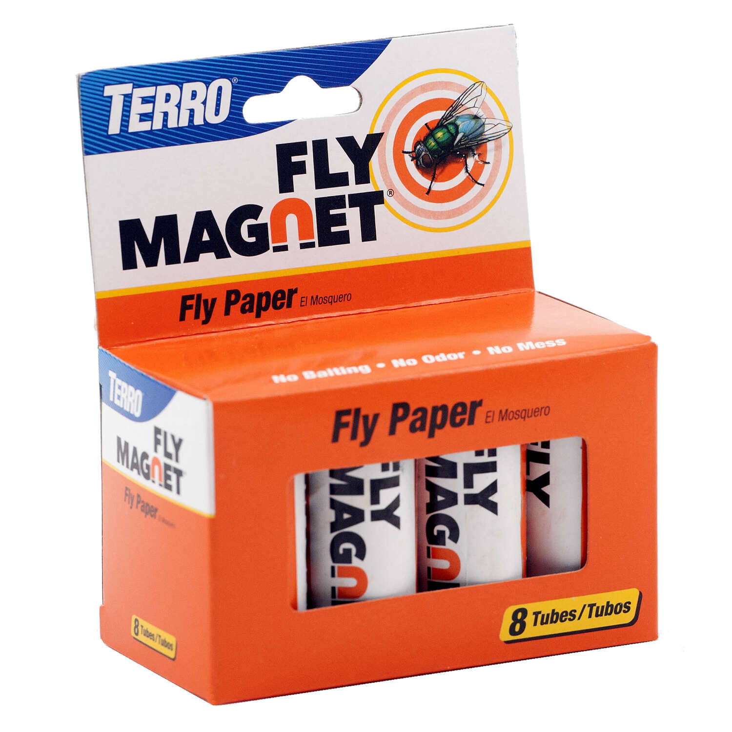 TERRO  Fly Magnet  Fly Trap  8 pk