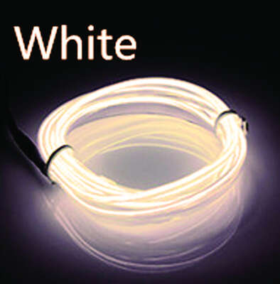 Celebrations  LED  Warm White  Neon Rope  Light Set