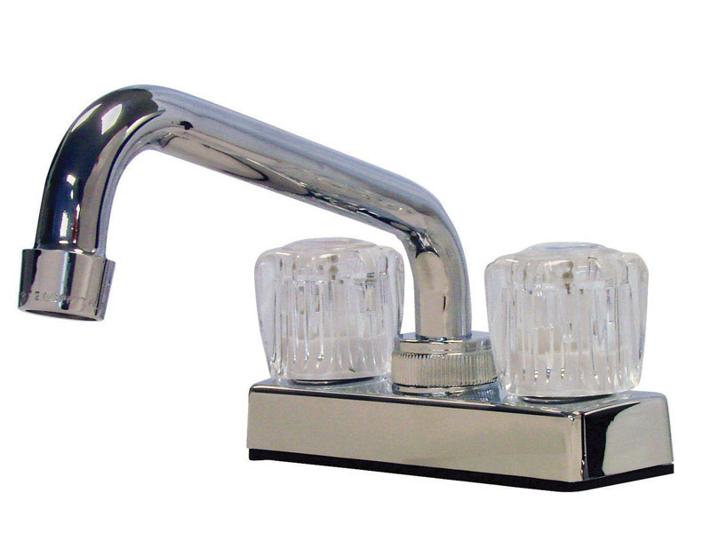 B U0026 K Two Handle Laundry Faucet 4 In.
