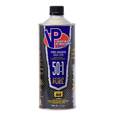 VP Racing Fuels  Small Engine  2-Cycle  50:1  Pre-Mixed Fuel  1 qt.