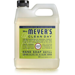 Mrs. Meyer's  Clean Day  33 oz. Liquid Hand Soap  Lemon Verbena Scent Refill