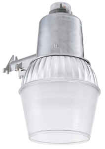 Lithonia Lighting  Dusk to Dawn  Hardwired  High-Pressure Sodium  Gray  Area Light