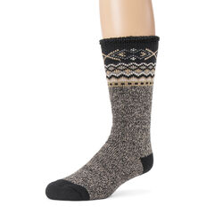 MUK LUKS  Unisex  One Size Fits Most  Heat Retainer Socks  Multicolored