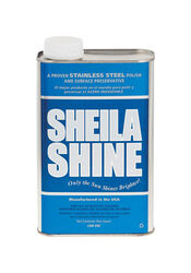 Sheila Shine  Citrus Scent Stainless Steel Cleaner & Polish  32 oz. Liquid