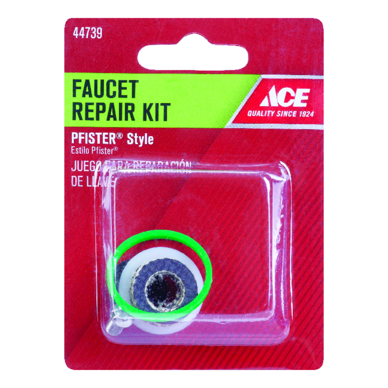 Ace  Rubber/Steel  Faucet Repair Kit  For Pfister