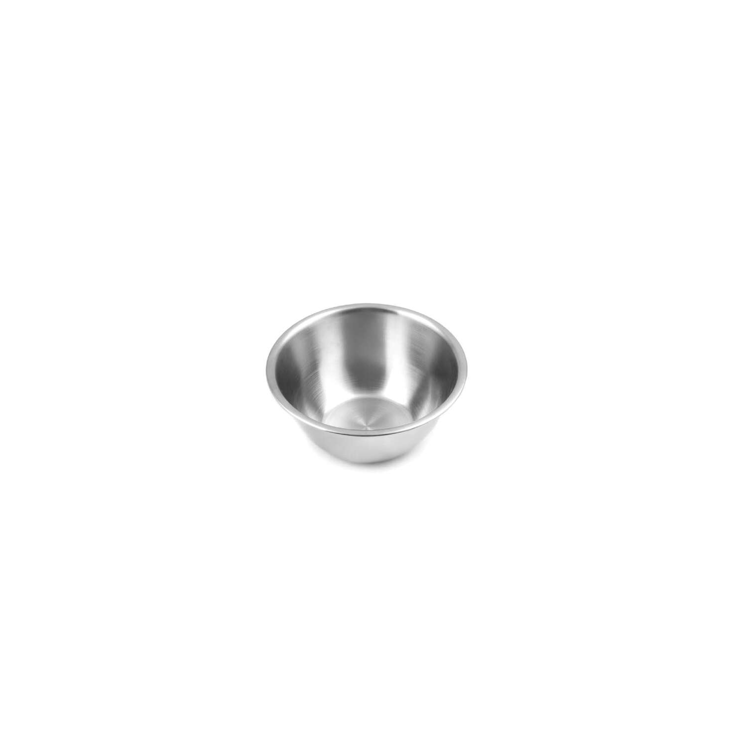 Fox Run  1/2 qt. Stainless Steel  Silver  Mixing Bowl  1 pc.