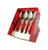 Bene Casa  Silver  Stainless Steel  Spoons Set