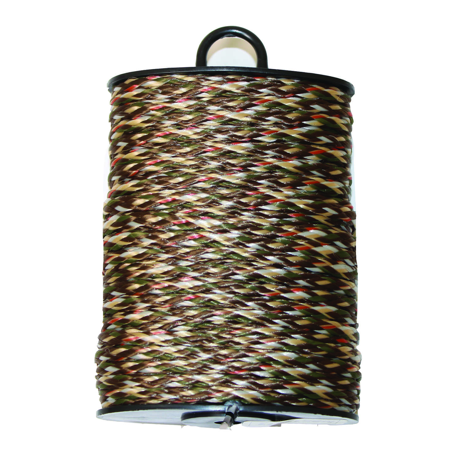 SecureLine  50 ft. L x 5/32 in. Dia. Braided  Poly  Rope  Camouflage