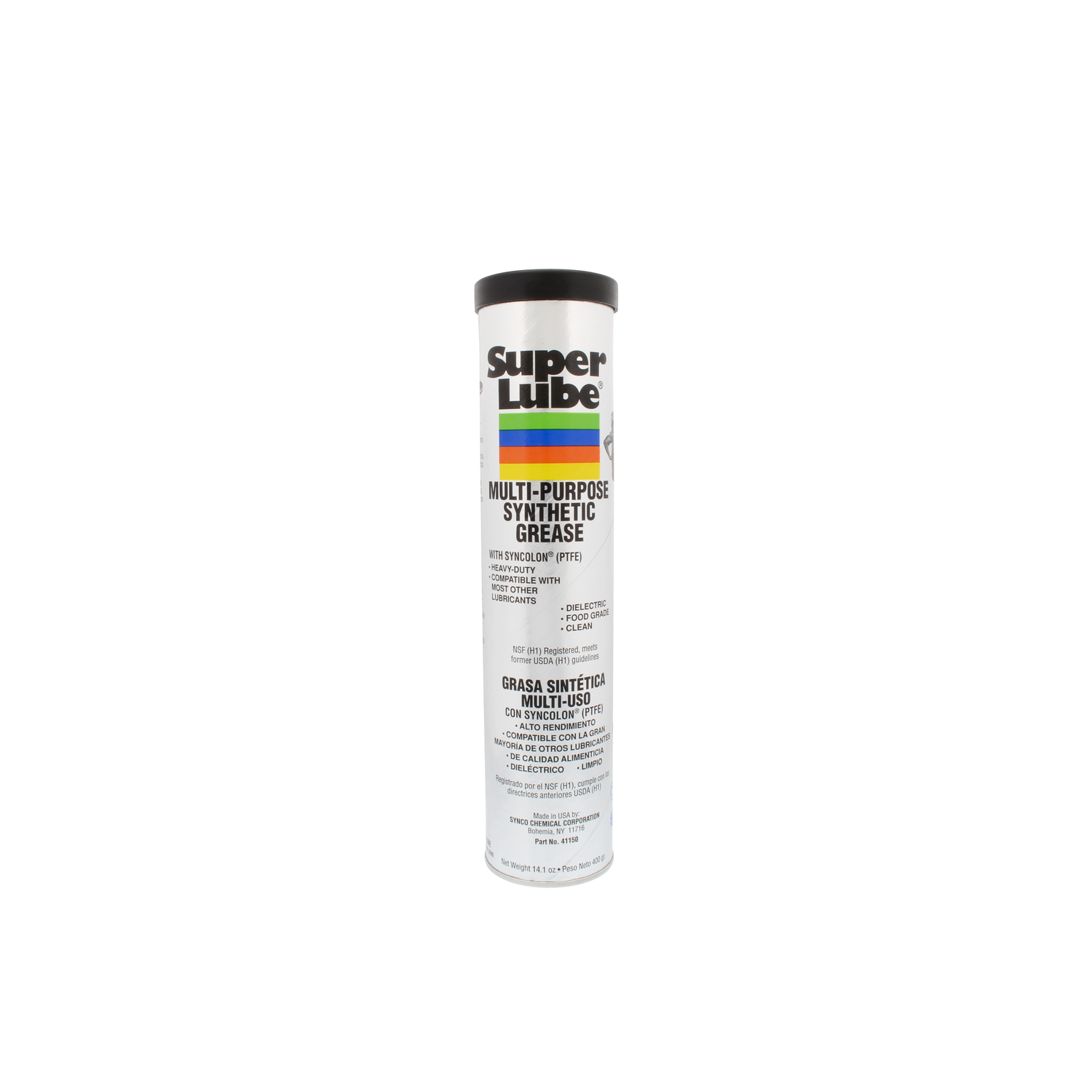 Super Lube  Synthetic  Grease  14.1 oz. Cartridge