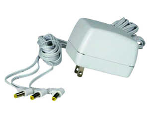 Lemax  AC Power Adapter  Porcelain Village Accessory  White  1 each Plastic