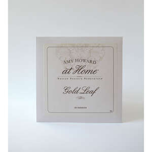 Amy Howard at Home  Gold Leaf